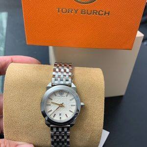 Tory Burch Whitney Stainless Steel Watch